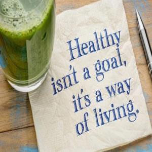 Healthy Goal
